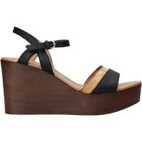 Čevlji  Ženske Sandali & Odprti čevlji Alviero Martini E102 422A Črna