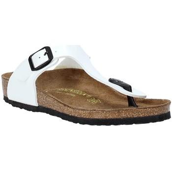 Čevlji  Otroci Sandali & Odprti čevlji Birkenstock 846163 Biely