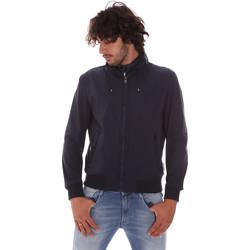 Oblačila Moški Jakne Les Copains 9UB083 Modra