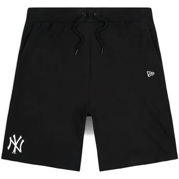 Oblačila Moški Kratke hlače & Bermuda New-Era 12483687 Črna
