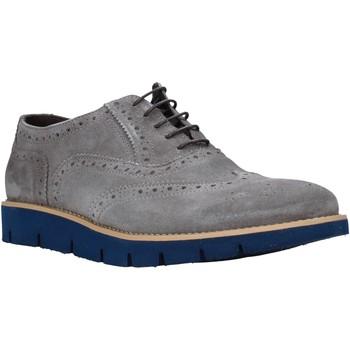 Čevlji  Moški Čevlji Richelieu Rogers 1480B Siva
