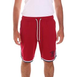 Oblačila Moški Kopalke / Kopalne hlače Key Up 2S65F 0001 Rdeča