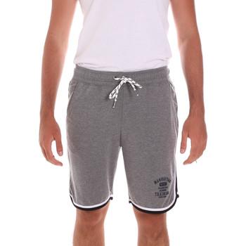Oblačila Moški Kratke hlače & Bermuda Key Up 2S65F 0001 Siva