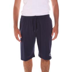 Oblačila Moški Kratke hlače & Bermuda Key Up 2G33S 0001 Modra