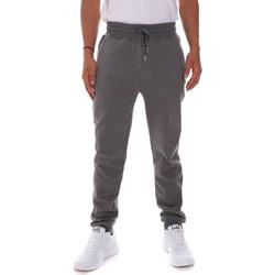 Oblačila Moški Hlače Key Up 2FS43 0001 Siva