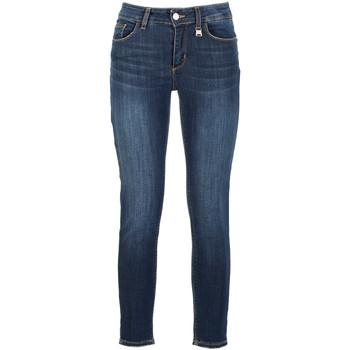 Oblačila Ženske Jeans skinny Café Noir JJ3140 Modra