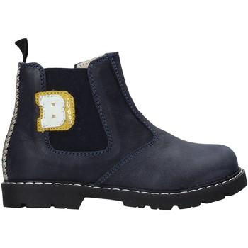 Čevlji  Otroci Polškornji Balducci MAT2152C Modra