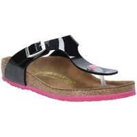 Čevlji  Otroci Japonke Birkenstock 845863 Črna
