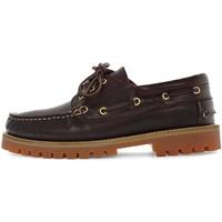 Čevlji  Moški Mokasini & Jadralni čevlji Lumberjack SMC2214 001 B03 Rjav