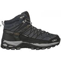 Čevlji  Moški Pohodništvo Cmp Rigel Mid Trekking Siva