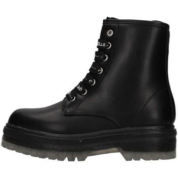 Čevlji  Deklice Gležnjarji GaËlle Paris G-1150 BLACK
