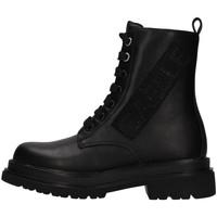 Čevlji  Deklice Gležnjarji GaËlle Paris G-1232 BLACK