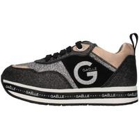 Čevlji  Deklice Nizke superge GaËlle Paris G-1114 BLACK