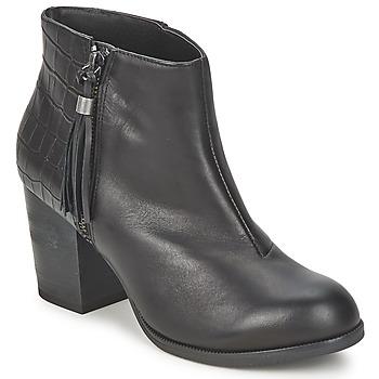 Čevlji  Ženske Gležnjarji Dune London NOD Črna