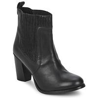 Čevlji  Ženske Gležnjarji Dune London NATTIES Črna
