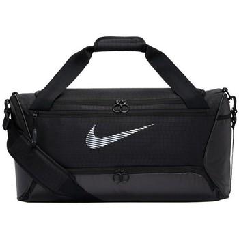 Torbice Športne torbe Nike Brasilia Duffel Winter Črna