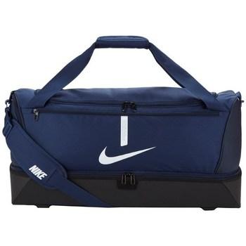 Torbice Športne torbe Nike Academy Team Hardcase Mornarsko modra