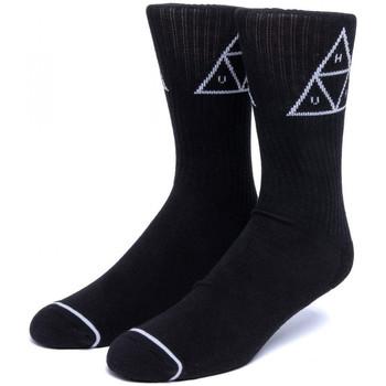 Dodatki  Moški Nogavice Huf Socks tt crew Črna