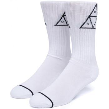 Dodatki  Moški Nogavice Huf Socks tt crew Bela