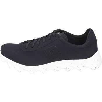 Čevlji  Ženske Nizke superge Rucoline BH880 Črna