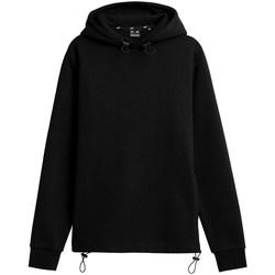Oblačila Moški Puloverji 4F H4Z21 BLM013 Črna