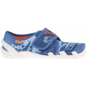 Čevlji  Ženske Nogavice Befado 273Y316 Modra