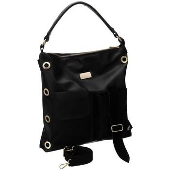 Torbice Ženske Ročne torbice Badura 97180 Črna