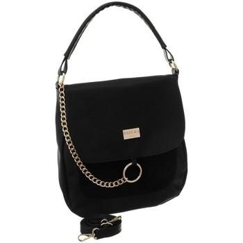 Torbice Ženske Ročne torbice Badura 89640 Črna