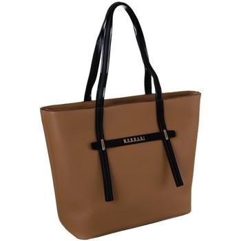 Torbice Ženske Ročne torbice Monnari 106020 Rjava