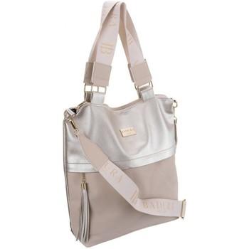 Torbice Ženske Ročne torbice Badura 103930 Roza
