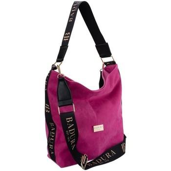 Torbice Ženske Ročne torbice Badura TD203ROCD Roza