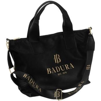 Torbice Ženske Ročne torbice Badura 94660 Črna