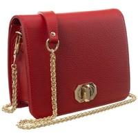 Torbice Ženske Ročne torbice Badura 84580 Rdeča
