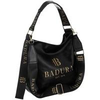 Torbice Ženske Ročne torbice Badura 95460 Črna