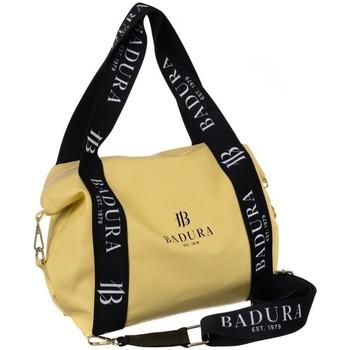 Torbice Ženske Ročne torbice Badura 106060 Rumena