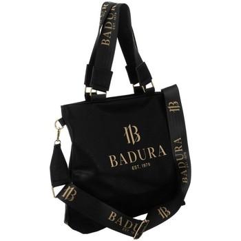 Torbice Ženske Ročne torbice Badura 95480 Črna