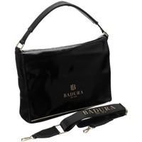 Torbice Ženske Ročne torbice Badura 94670 Črna