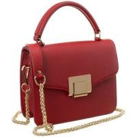Torbice Ženske Ročne torbice Badura 84870 Rdeča
