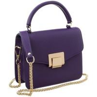 Torbice Ženske Ročne torbice Badura 84900 Vijolična