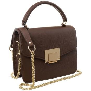 Torbice Ženske Ročne torbice Badura 84890 Rjava