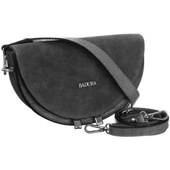 Torbice Ženske Ročne torbice Badura 123950 Siva
