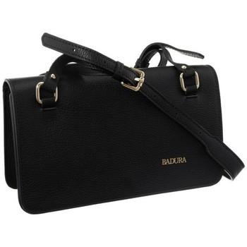 Torbice Ženske Ročne torbice Badura 84100 Črna
