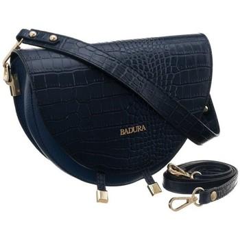 Torbice Ženske Ročne torbice Badura 82100 Mornarsko modra