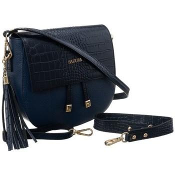 Torbice Ženske Ročne torbice Badura 84280 Mornarsko modra