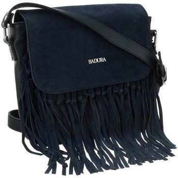 Torbice Ženske Ročne torbice Badura 98300 Mornarsko modra