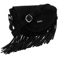 Torbice Ženske Ročne torbice Badura TD185CZCD Črna