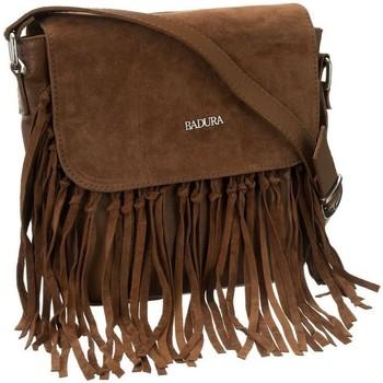 Torbice Ženske Ročne torbice Badura 98330 Rjava