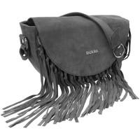 Torbice Ženske Ročne torbice Badura TD185SZCD Siva
