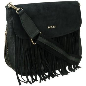 Torbice Ženske Ročne torbice Badura TD184ZICD Črna