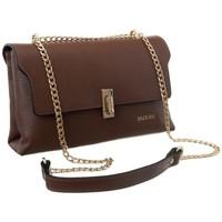 Torbice Ženske Ročne torbice Badura 81710 Rjava